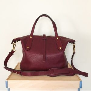 Annabel Ingall Alice Crossbody Leather Bag